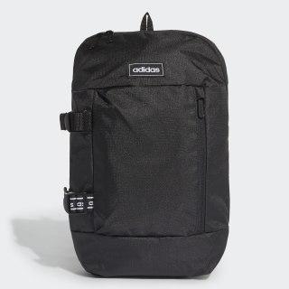 Crossbody Bag Black / Black / White ED0280