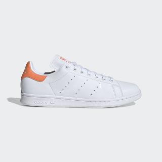 Sapatos Stan Smith Cloud White / Semi Coral / Cloud White EF9290