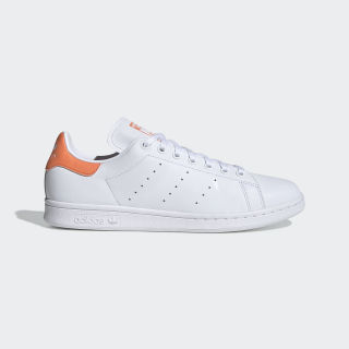 Stan Smith Schoenen Cloud White / Semi Coral / Cloud White EF9290
