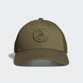 Reaction Hat Dark Green CK8246