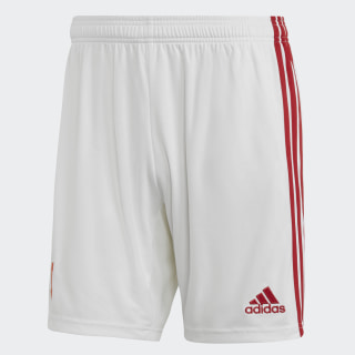 Shorts de Visitante Universidad de Chile white / power red DP2646