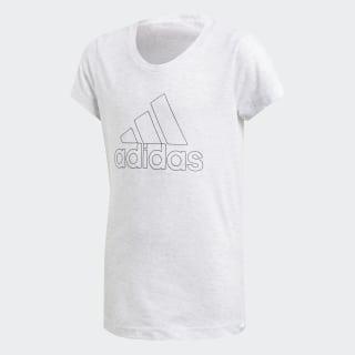 ID Winner T-Shirt White / Mgh Solid Grey / Black DV0278