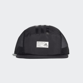 Five-Panel Power Cap Black / White / Black FL8492