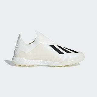 Zapatilla de fútbol X Tango 18+ moqueta Off White / Core Black / Off White DB2270