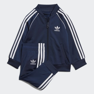 SST Track Suit Collegiate Navy / White ED7669