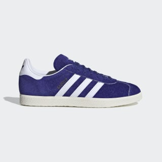 Gazelle Shoes Active Blue / Cloud White / Off White BD7687