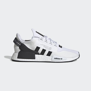 Chaussure NMD_R1 V2 Cloud White / Core Black / Cloud White FV9022