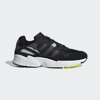 Zapatilla Yung-96 Core Black / Core Black / Clear Mint BD8042