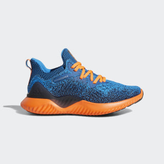 Alphabounce Beyond Shoes Bright Blue / Hi-Res Orange / Legend Ink B42280