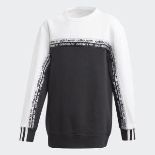 Crew Sweatshirt Black / White FM4386