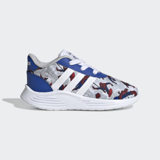 Zapatilla Lite Racer 2.0 Team Royal Blue / Cloud White / Scarlet EG7901