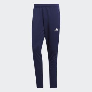 Pantaloni da allenamento Condivo 18 Dark Blue / White CV8243