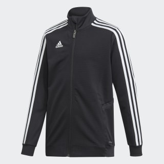 Tiro 19 Training Jacket Black / White DT5276