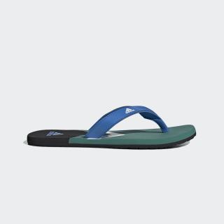 Eezay Flip-Flops True Blue / Ftwr White / Active Green F35025