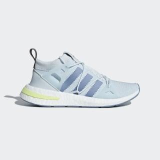 Arkyn Shoes Grey / Blue Tint / Grey Five B28112
