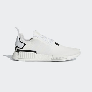 NMD_R1 Ayakkabı Cloud White / Cloud White / Core Black BD7741