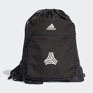 Bolsa Gym Bag Football Street Black / White DY1974
