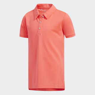 Tournament Polo Shirt Red Zest DT6072