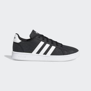 Grand Court Shoes Core Black / Cloud White / Grey EG1517
