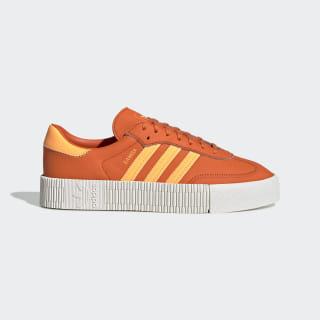 Кроссовки SAMBAROSE orange / flash orange / cloud white EE7046