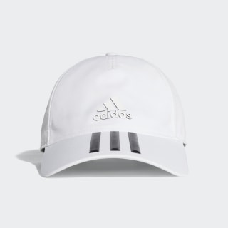 C40 3-Stripes Climalite Cap White / Black / Black CG1782