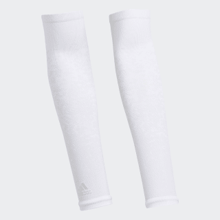 Climawarm Golf Sleeves White / Stone AF1814