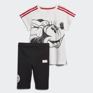 Souprava Minnie Mouse Summer White / Vivid Red GD3726