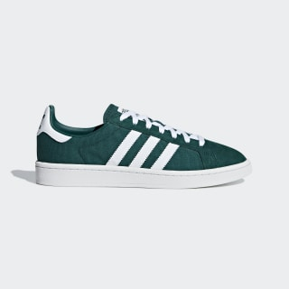 Campus Shoes Collegiate Green / Ftwr White / Crystal White DB3276