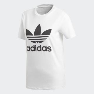 Camiseta Trifolio White / Black CV9889