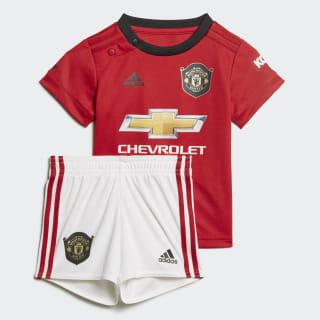 Ensemble bébés Manchester United Domicile Real Red DX8949
