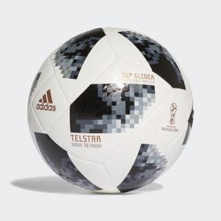 FIFA World Cup Top Glider Ball White/Black/Silver Metallic CE8096