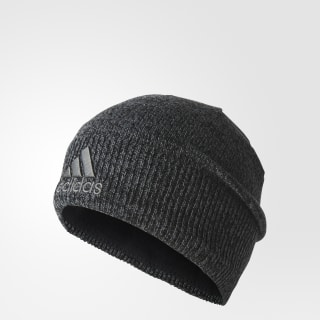 Шапка-бини adidas Z.N.E. Climawarm black / black / dark grey heather BR0615