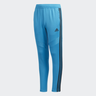 Tiro 19 Training Pants Shock Cyan / Black DZ6182