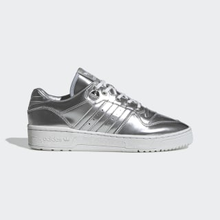 Rivalry Low Shoes Silver Metallic / Silver Metallic / Crystal White FV4291