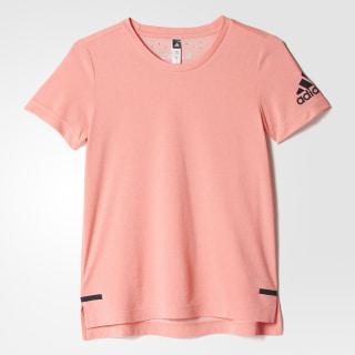 Camiseta Climachill ORANGE BK2934