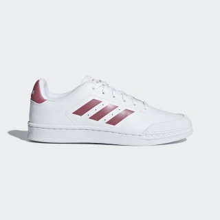 Tenis Court 70s FTWR WHITE/TRACE MAROON/CLOUD WHITE B96215