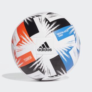 Tsubasa Training Voetbal White / Solar Red / Glory Blue / Black FR8370