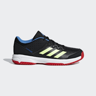 58bee6f23e9 adidas Court Stabil JR Shoes - Black