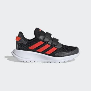 Tensor Shoes Core Black / Solar Red / Grey Six EG4143