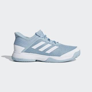Tênis Adizero Club Ash Grey / Cloud White / Cloud White CG6450
