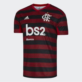 Camisa CR Flamengo 1 Power Red / Black EV7248