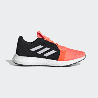 Senseboost GO Shoes Signal Coral / Cloud White / Solar Red EG0958