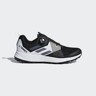 Chaussure Terrex Two Boa Core Black / Cloud White / Cloud White CM7574