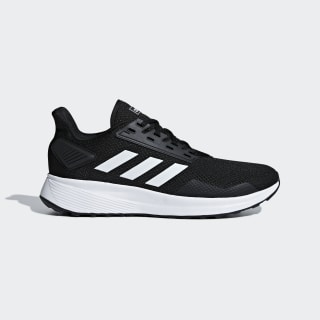 Duramo 9 Schuh Core Black / Cloud White / Core Black BB7066