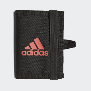 Manchester United Wallet Black / Core Pink CY5594