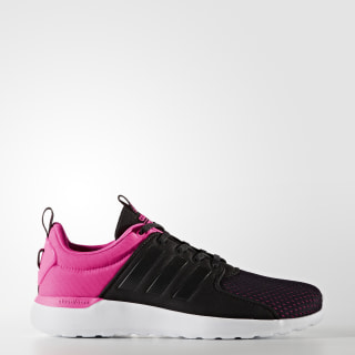 Tenis Cloudfoam Lite Racer SHOCK PINK S16/CORE BLACK/FTWR WHITE BB9840