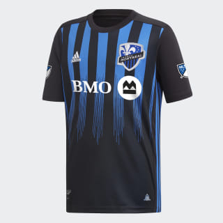 Impact Montreal Home Jersey Black DP4825