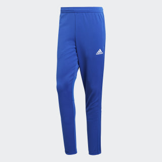 Condivo 18 Training Tracksuit Bottoms Bold Blue / White CF3681