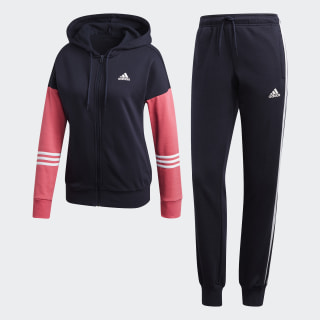 Energize Tracksuit Legend Ink / Real Pink / White DZ8711
