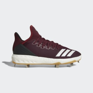 Boost Icon 4 Cleats Maroon / Running White / Noble Maroon CG5152